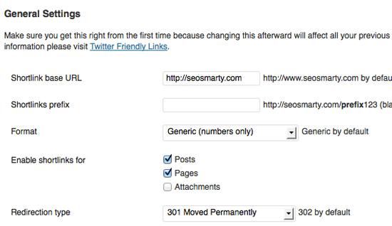 Twitter Friendly Links
