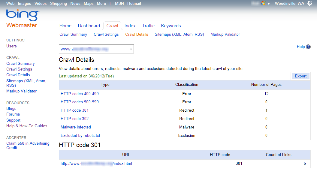 Bing Webmaster Tools – Worth Another Look