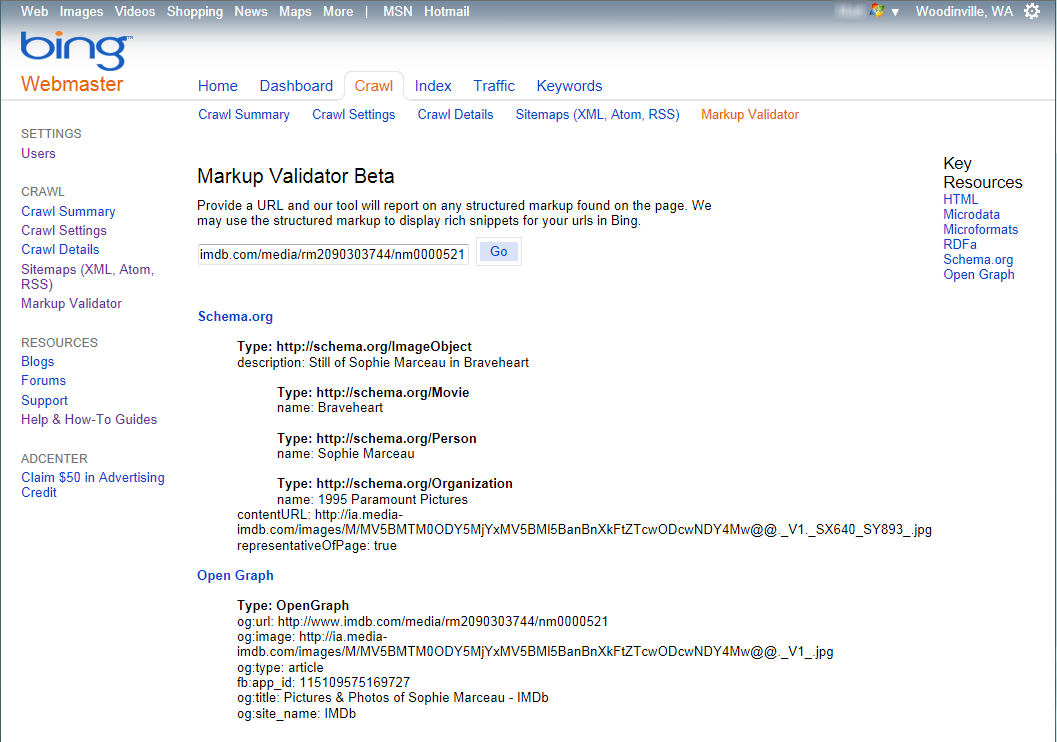 bing webmaster tools worth another look