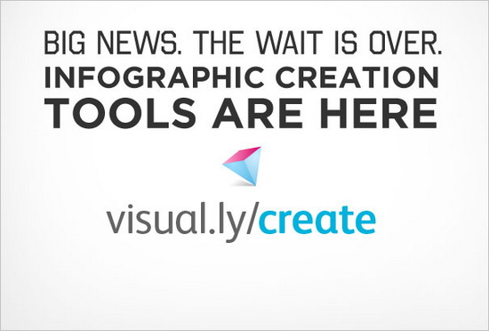 Visual.ly infographics tools