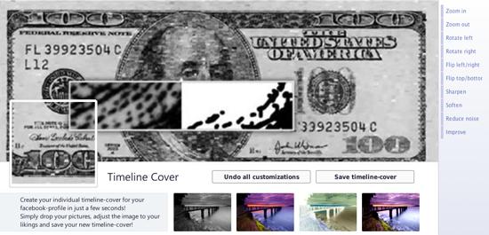 Facebook Timeline Creator