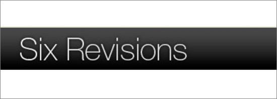 Six Revisions