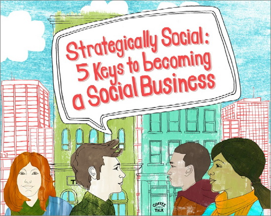 Strategically Social: 5 Keys to Becoming a Social Business