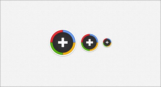 Google+ Social Media Hashtags