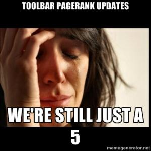 Toolbar Page Rank