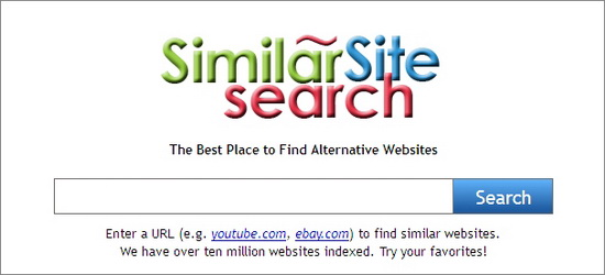 SimilarSiteSearch