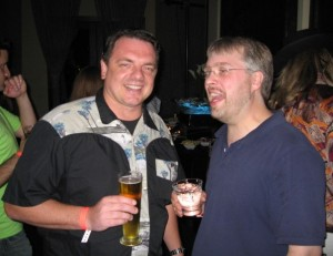 Jim Boykin & Chris Boggs in 2007