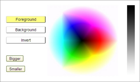 Accessibility Color Wheel
