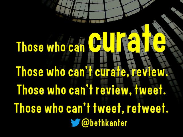 How to Curate Content With Twitter Favorites