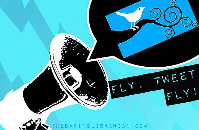 Fly Tweet Fly