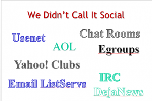 Old Chat sites