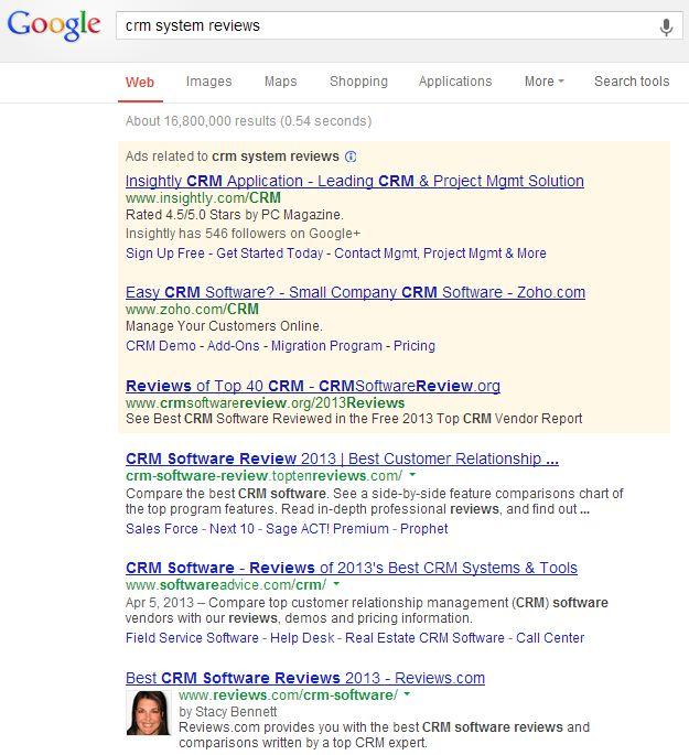 CRM System Reviews