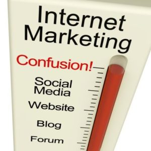 internet marketing confusion