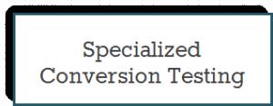 Conversions Testing