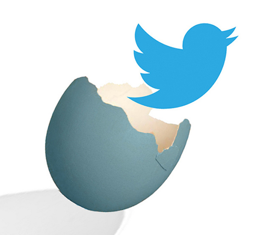 Twitter Landing Page