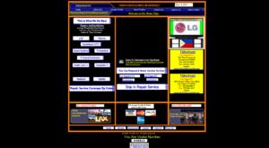Really bad website