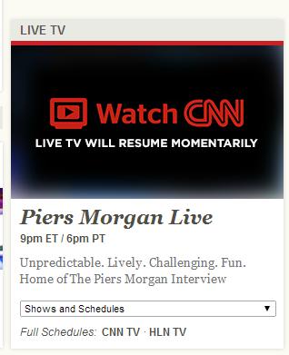 CNN Live TV