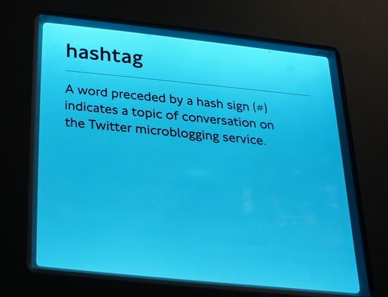 Google Hashtags