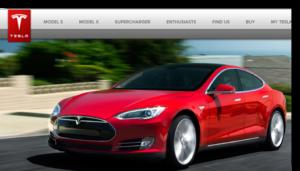 Red Tesla