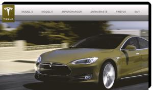 Green Tesla