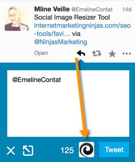 Tweetdeck replies to mentions