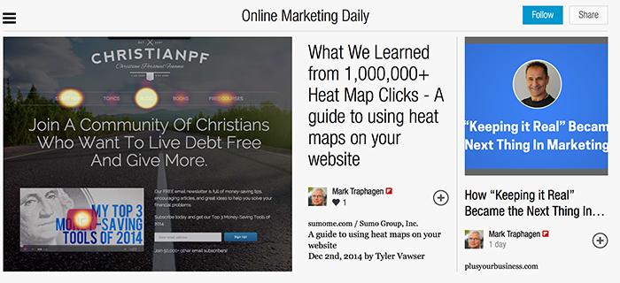 7 Best Flipboard Magazines For Online Marketers