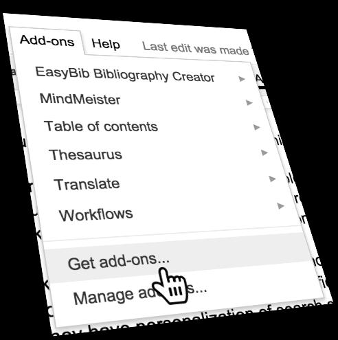 Google Docs Apps