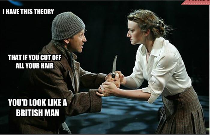 Mean Shakespeare