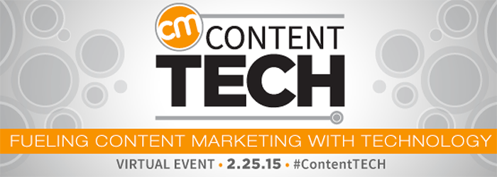 Content Marketing Institute Webinars
