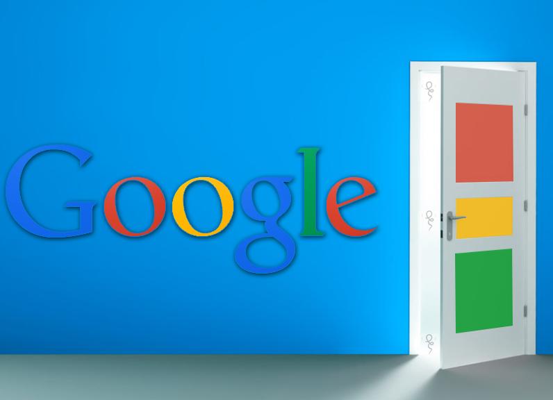 google-doorway-page-panelty