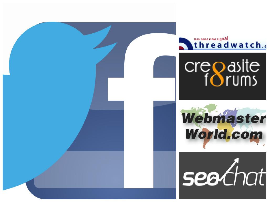 facebook-twitter-forums