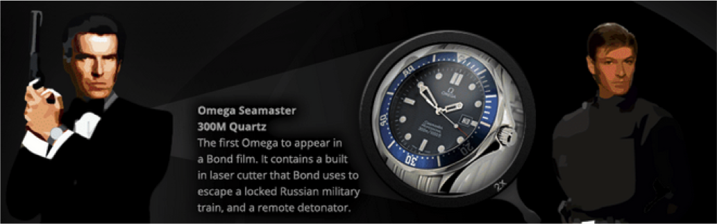 Best of Bond – 007's Greatest Gadgets Through the Ages
