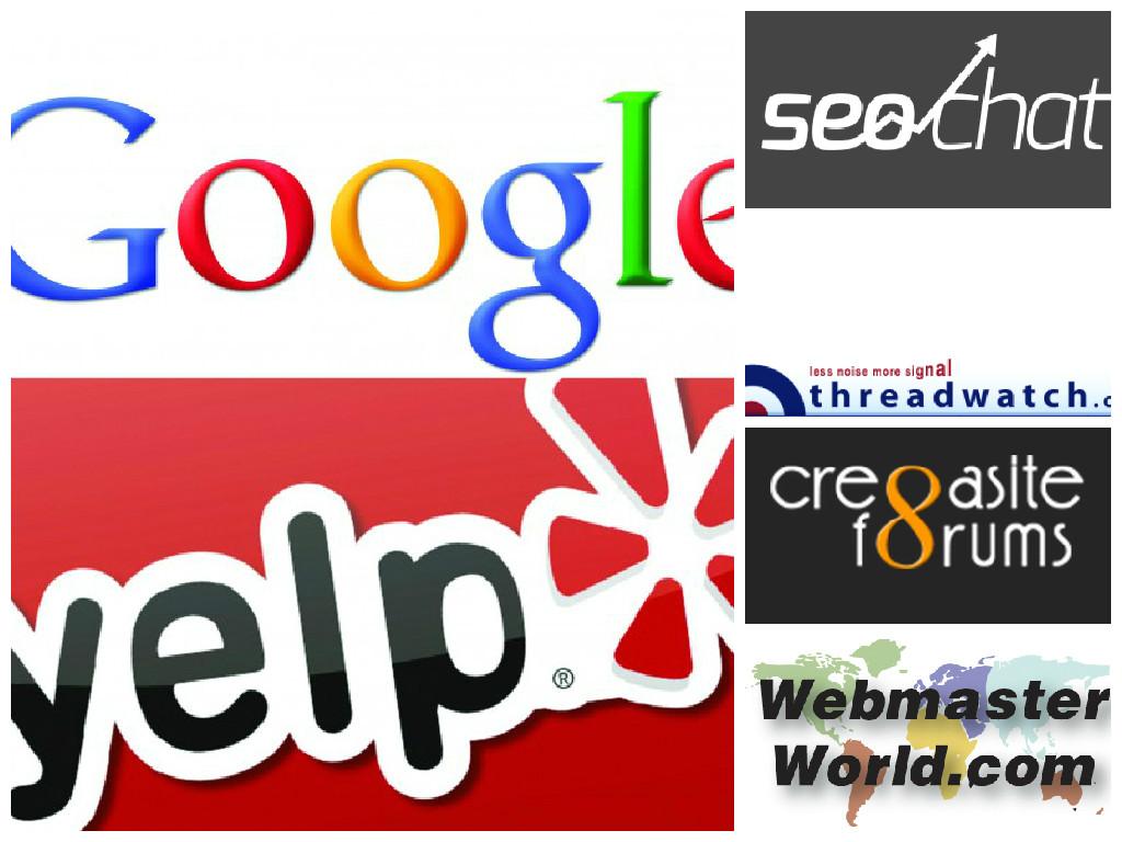 google-yelp-roundup