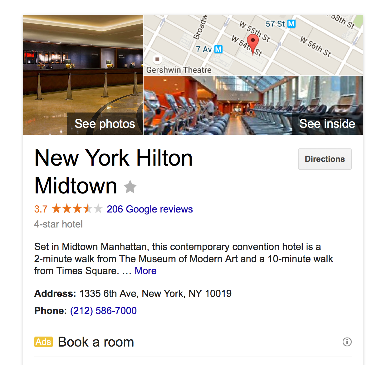 in the knowledge graph online reviews