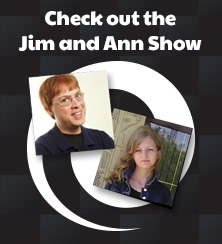 Check out the Jim and Ann Show