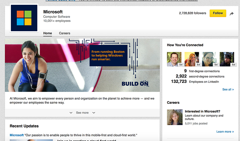 Linkedin Showcase Pages: Create More Brand Assets with ...