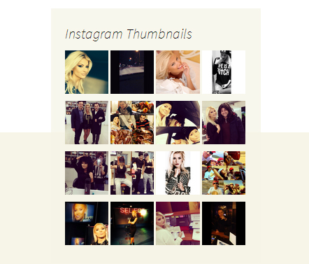 Integrate Instagram Into Your Blog