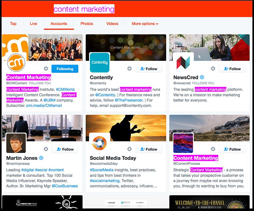 Twitter Bio Search: 4 Useful Tools