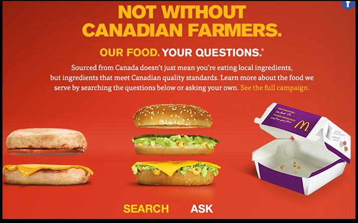 McDonalds Your Questions