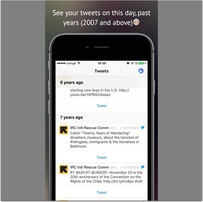 Tweetstory