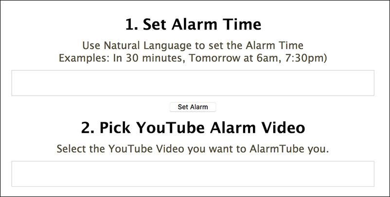AlarmTube