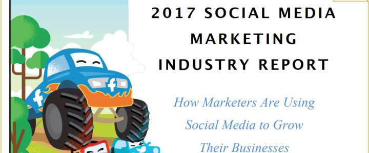 2017 Social Media Marketing Industry Report