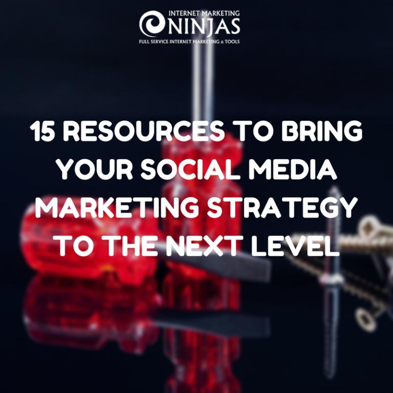 social media marketing resources