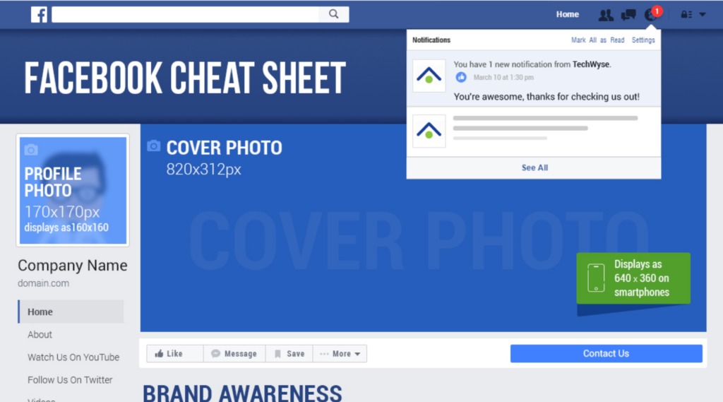 10 Useful Cheatsheets for Bloggers