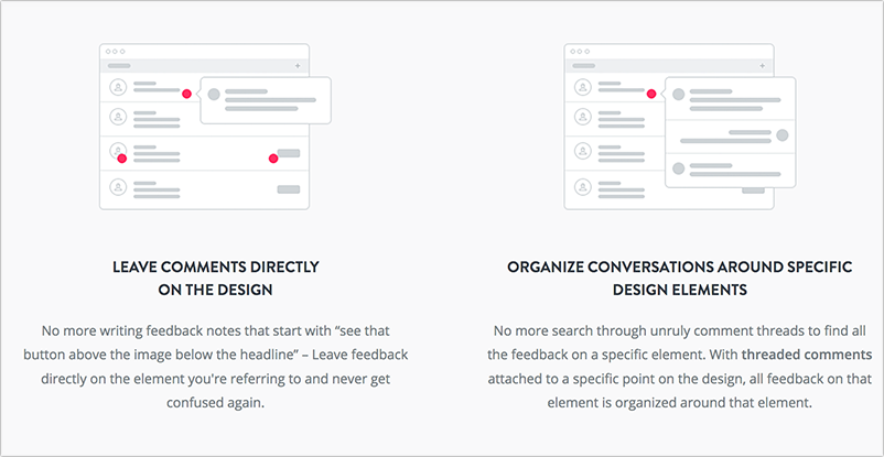 Invision App collaboration